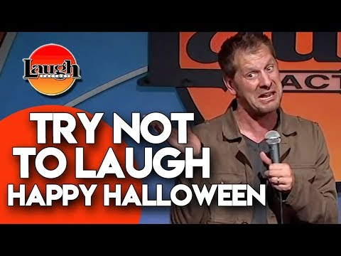 Try Not To Laugh | Happy Halloween | Laugh Factory Stand Up Comedy