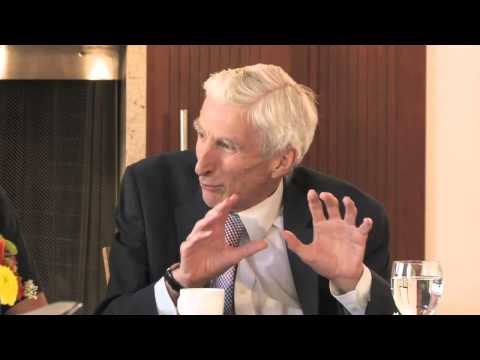 Sir Martin Rees Question and Answer Session