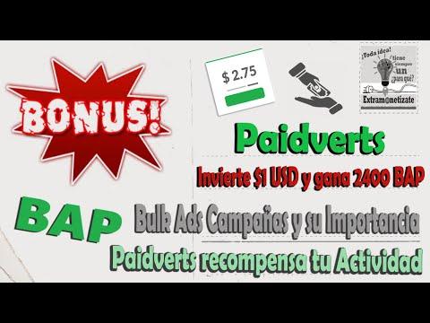#PAIDVERTS sube de