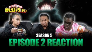 Vestiges | My Hero Academia S5 Ep 2 Reaction