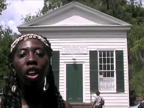 Gullah/Geechee TV Nayshun Nyews with Queen Quet Ep 136-Grand Army Hall