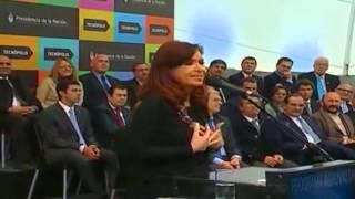 Discurso de Cristina Kirchner  - Tecnópolis