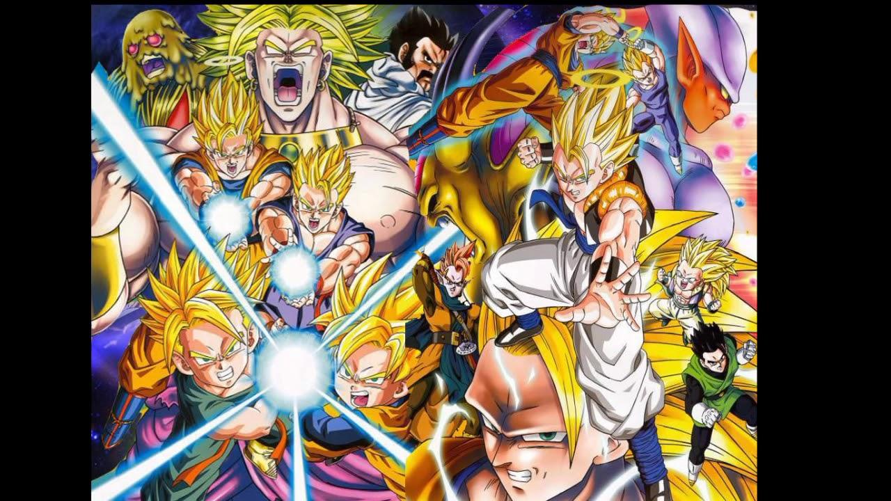 Dragon Ball Fierce Fighting Soundtrack