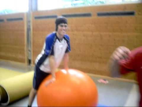 Gymball Stunt