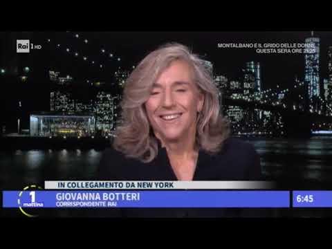 Premio Portovenere donna alla giornalista Giovanna Botteri 270719