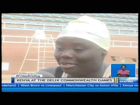 Kenya Paralympics swimming team prepares for international games