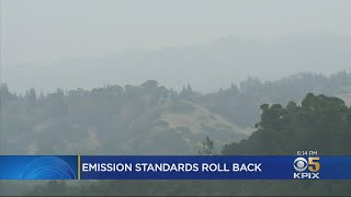 EPA Announces Plans To Revoke California's Stricter Emission Standards