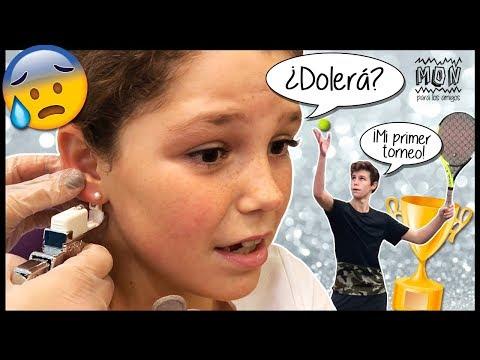 ¡¡DANIELA Se Hace Un PIERCING!! 😱Conocemos A MI PEQUEÑA PELIRROJA Y Vamos Al CUMPLEAÑOS De SILVIA
