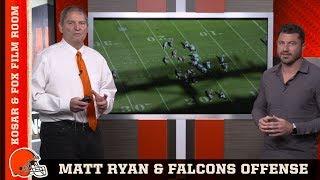 Film Room with Kosar and Fox: Atlanta Falcons Offense | Browns Countdown