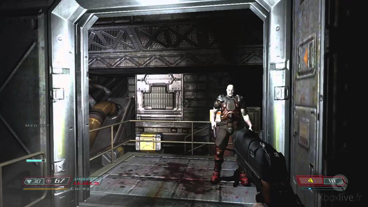 Doom 3 BFG Edition - Gameplay Doom 3 - Xbox One