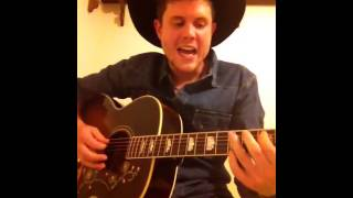 """Sometimes I Cry""--Chris Stapleton (Trent Harmon cover)"