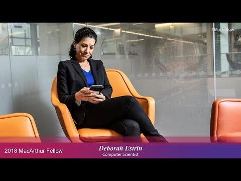 Computer Scientist Deborah Estrin   2018 MacArthur Fellow