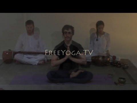 Full hr Yoga Class For Lucid Dreaming, Live Music, Restorative Yoga