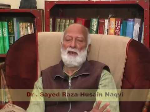 Dr Raza Husain Naqvi on Health is Wealth