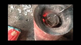 видео Отливка колес и шкивов
