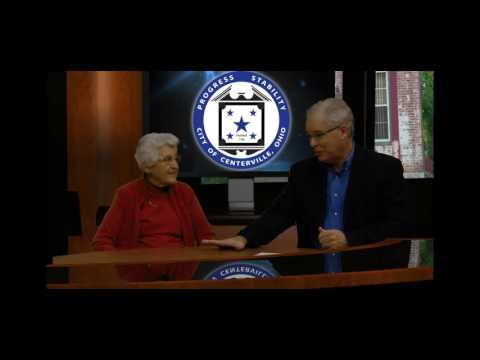 "Martha Boice, historic building preservationist, featured on ""Let's Talk, Centerville"""