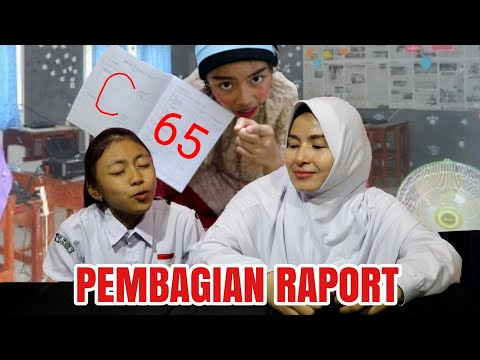 Drama Pembagian Raport Sekolah ( Tuti & Zubaidah )