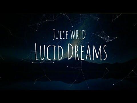 Juice WRLD - Lucid Dreams (Lyric Video)
