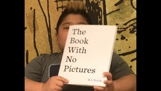 Tiger Story Time | The Book With No Pictures | TigerFamilyLife~