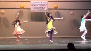 Gal Mithi Mithi Bol Dance on AID India Nite 2013