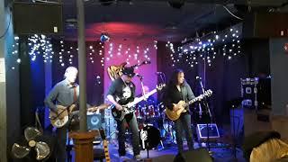 Get back Chicago, halls of Shambala at Mac's on Slade fundraiser guitars for veterans 3 / 31 / 19
