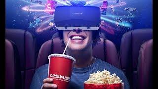 Шлем виртуальной реальности VR Shinecon Pro. 3D очки для 4-6 дюймов смартфона