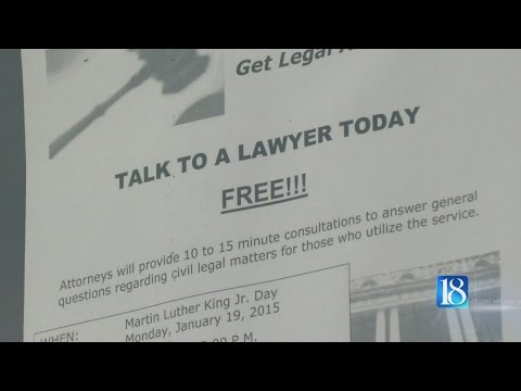ISBA offers free legal advice in memory of MLK