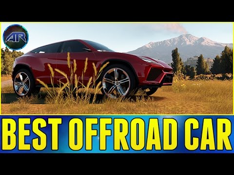 Let's Play : Forza Horizon 2 : Storm Island - BEST OFFROAD CAR (Part