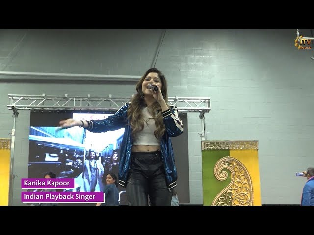 India Fair 2019 Featuring Kanika Kapoor - New Jersey Convention & Expo Center
