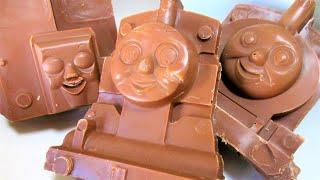 Thomas & Friends chocolate きかんしゃトーマス チョコレート NEW お砂場あそびセット thumbnail