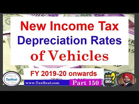 Good News I New Income Tax Depreciation Rates For Vehicles Notified By CBDT