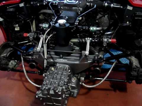 Ferrari F50 Engine Repair At Ivan Fernandez Garage In Marbella Spain