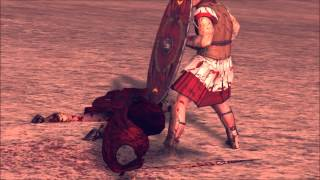 Rome 2 Total War Lets Compare Units in Battle. # 72 Julius Caesar vs Leonidas