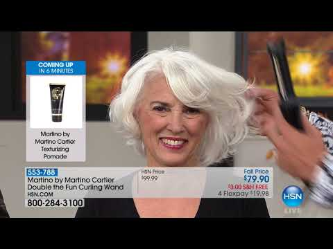 HSN | Martino Haircare / Vicky Tiel Fragrance 09.25.2017 - 10 AM