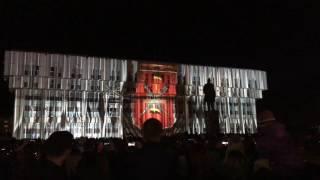 День города Тула 2016 (3D видео меппинг-шоу)