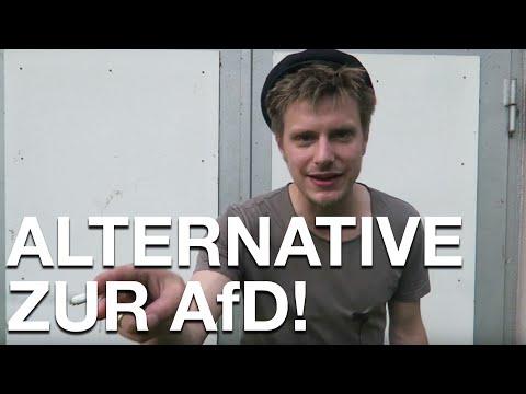 Auf eine Zigarette mit Moritz Neumeier - Alternative zur AfD