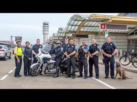 MWAA Police Recruitment Video