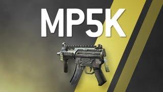 MP5K - Modern Warfare 2 Multiplayer Weapon Guide