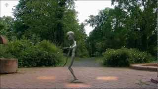 HARLEM SHAKE - DANCING ALIEN (2013)
