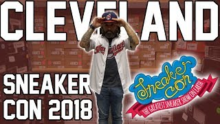 Cleveland SneakerCon (Buying 40 pairs of Sean  Wotherspoon's + over 50k in pickups)