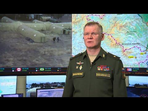 Брифинг официального представителя Минобороны России по ситуации в Нагорном Карабахе (30.11.2020)