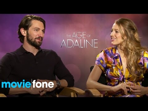 'Age of Adaline' | Blake Lively & Michiel Huisman Interview