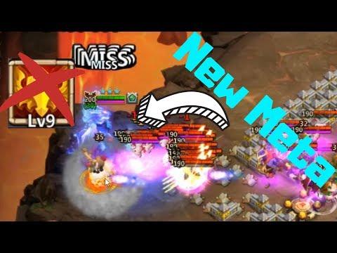 New Meta | No Blade Dance | Castle Clash