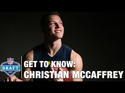 Get to Know: Christian Mccaffrey (Stanford, RB) | 2017 NFL Draft