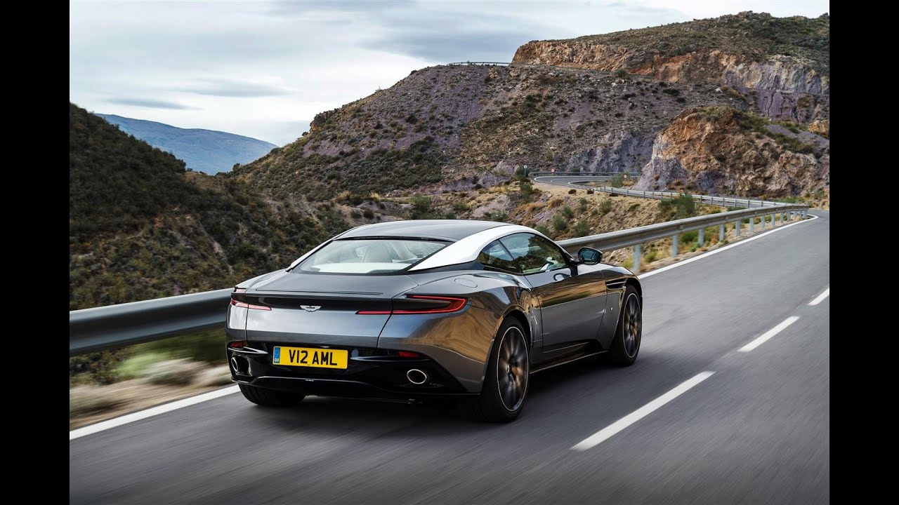 DB11 - Designed to Exhilarate | Aston Martin