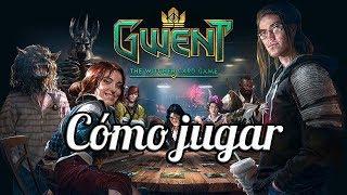 Como jugar a GWENT