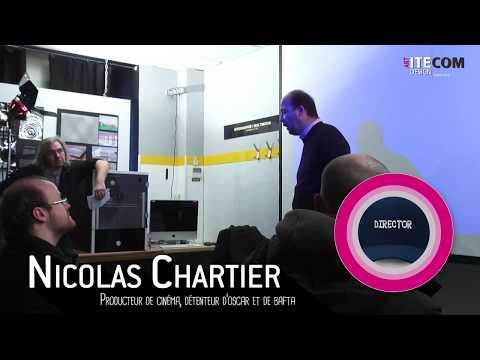 Conférence ITECOM - Nicolas Chartier