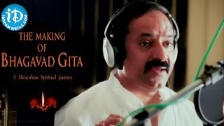 The Making of Bhagavad Gita Documentary - Gangadhara Sastry
