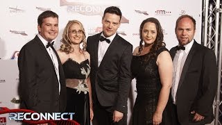 Reconnect Premiere - Red Carpet Moments [South African YouTuber]