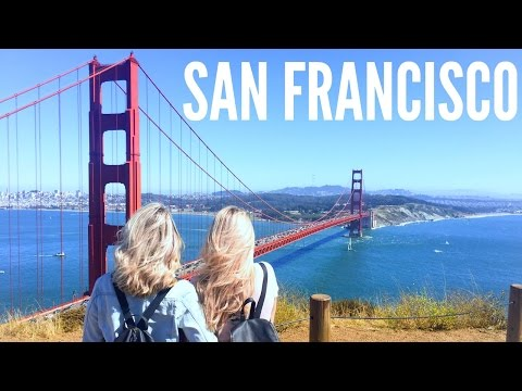Exploring San Francisco | Travel Vlog